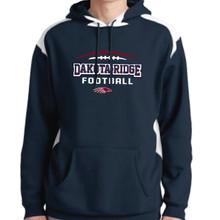 DRHS Navy Pullover Hood