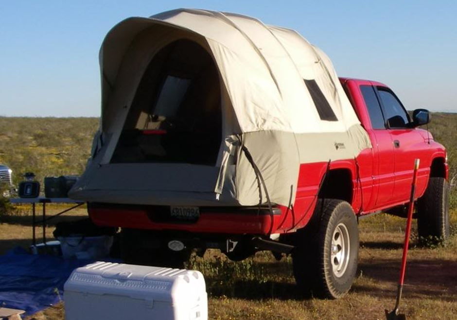 Dodge Ram 1500 Tent Amp This Is My Covered Wagon A Dodge Ram