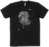 S1 Full Face In Space Short Sleeve front print