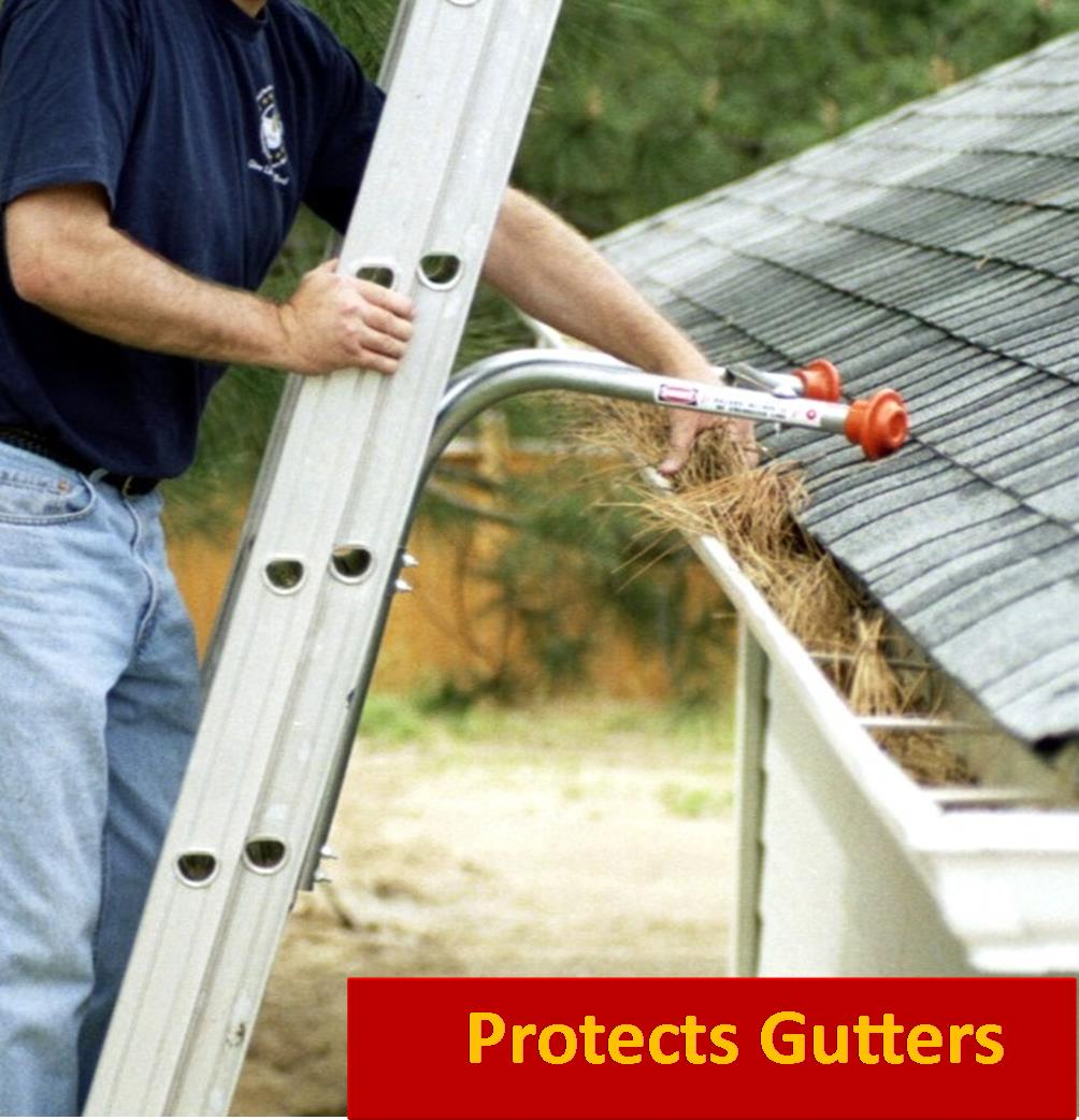 Protects Your Gutters