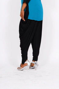 Ladies Patiyala Leggings - Black