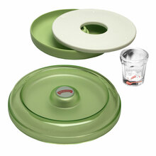 AD2000 margaritaville salt lime tray cutting board set