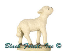 55700-46 Anri 6 Inch Ferrandiz Sheep with Head Up