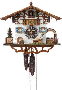 165 Beer Garden 1 Day Cuckoo Clock