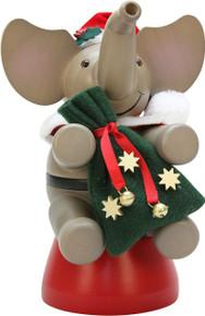 1-490 Ulbricht Elephant Santa Claus Smoker