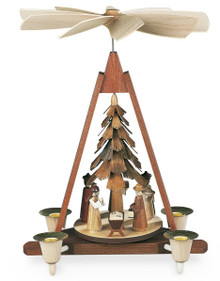 10324 Muller Nativity Pyramid