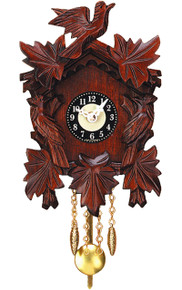 8210QP Carved Wood Cuckoo with sound