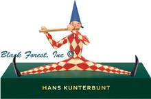 5332 Hans Kunterbunt with Pedestal from Wendt and Kuhn