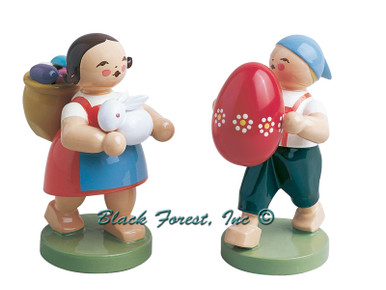 5240-1-3 Easter Children Set from Wendt and Kuhn