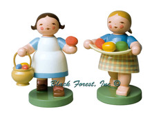 5240-5-6 Easter Girls Set from Wendt and Kuhn