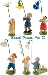 5248-F Blossom Children Spring Set from Wendt and Kuhn
