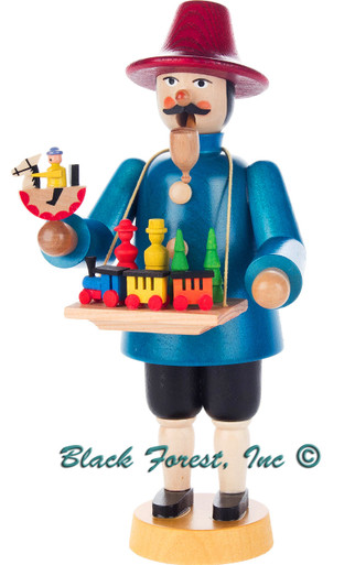 146-294B Toy Seller Erzgebirge Incense Burner Smoker