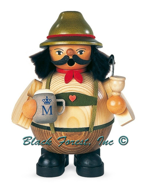 16080 Bavarian with Mug Mueller Smoker