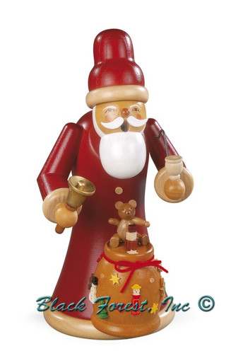 16788 Santa with Presents Mueller Smoker