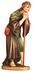 79710-114 Anri 3 Inch Kuolt Painted Young Shepherd
