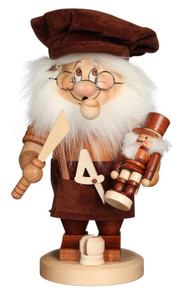 1-749 Ulbricht Incense Burner Dwarf Nutcracker Maker Smoker