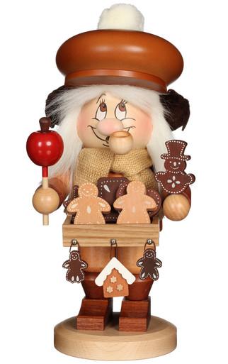 1-766 Ulbricht Incense Burner Dwarf Ginger Bread Vendor Smoker