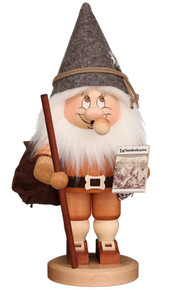 1-808 Ulbricht Incense Burner Dwarf Hiker Smoker