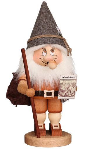1-808 Ulbricht Incense Burner Dwarf Hiker Smoker