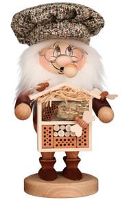1-809 Ulbricht Incense Burner Dwarf Bee Keeper Smoker