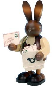 37-353 Ulbricht Natural Postman Bunny