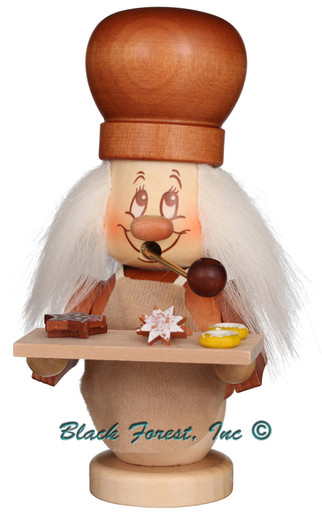 35-232 Dwarf Baker Incense Burner Christian Ulbricht Smoker