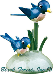 5264-5 Birds on Twig from Wendt and Kuhn