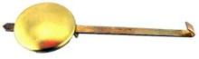 P585 Pendulum for Quartz Miniature German Clock