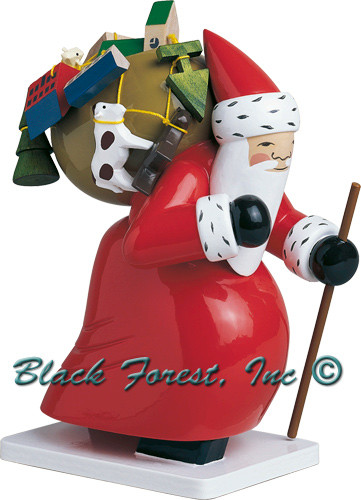 6301-5H WENDT AND KUHN SANTA WITH SACK OF TOYS