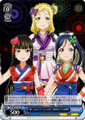 Let's Trying Singing Together! Kanan & Dia & Mari LSS/WE27-P01 PR