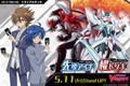 V Trial Deck 02 Toshiki Kai