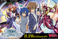 【Pre Order】V Mini Booster 01 Rivalry of PSYQualia Booster BOX
