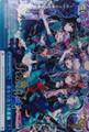 Overlapping Blue Roses BD/WE31-030BDR BDR