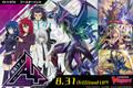 【X4 Set】V Booster Set 02 Strongest! Team AL4 Pale Moon VR RRR RR R C