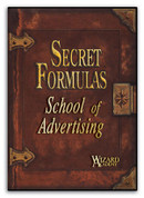 Secret Formulas School of Advertising - DVD