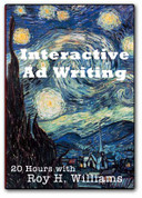 Interactive Ad Writing- DVD