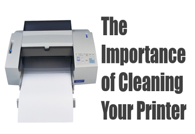 The Importance of Cleaning Your Printer - Evergreen ID Systems