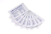 Evolis cleaning cards, Pack of 50, #A5002