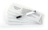 CK1; Pronto, Opera, Tempo, & Alto Cleaning Kit (5-Tcards, 1 pen)