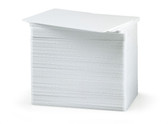 Generic PVC 30 mil cards CR-80, 500 ct.