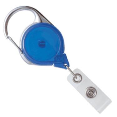 Standard Carabiner Badge Reel