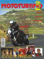 MOTOTURISMO 129 - Aprile 2005