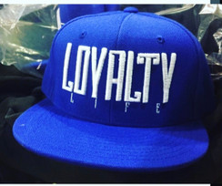 Royal blue original hat