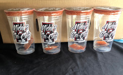 4 Michies and Chi Chis cup