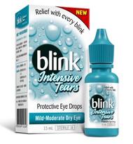 Blink Intensive Tears Eyedrops Front