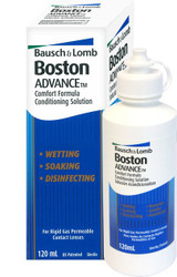 Boston Advance Comfort Formula Conditioning Solution Front