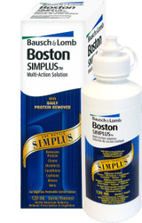 Boston Simplus Multi-Action Solution Front
