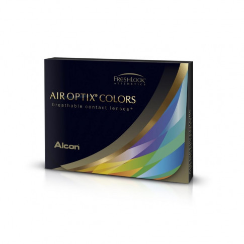 Air Optix Colors - 6 Pack Front
