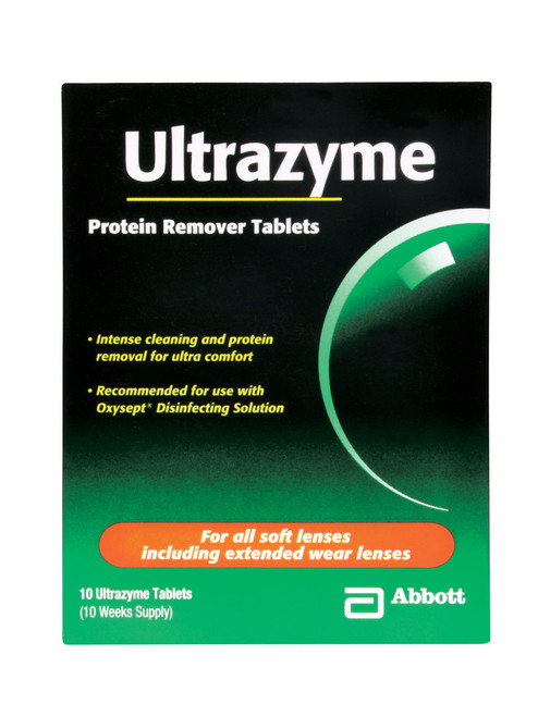 Ultrazyme - 10 Pack Front