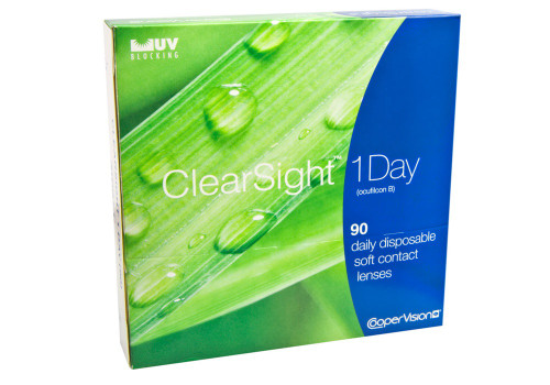 Clearsight - 90 Pack Front